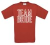 foto 4 team bride t-shirt korte mouw