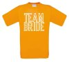 foto 6 team bride t-shirt korte mouw