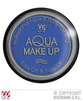 Aqua make-up 15 gram blauw