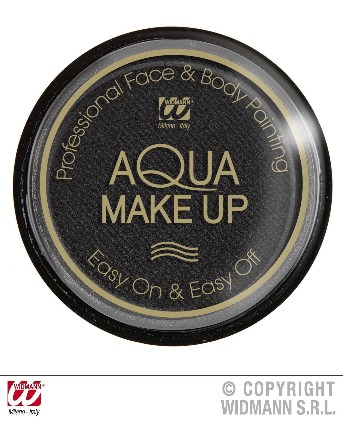 Aqua make-up 15 gram roetveegpiet