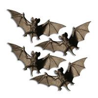Set van 4 vleermuizen