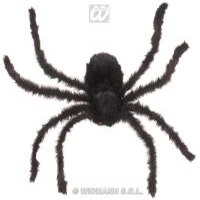 Buigbare grote zwarte weduwe spin