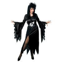 Gotisch Kostuum Elvira volwassen