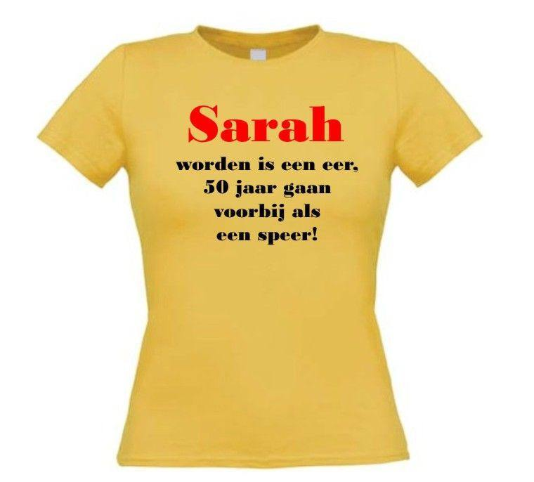 50 Jaar Sarah Kado