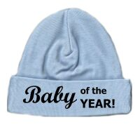 babymutsjes baby of the year