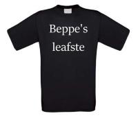 Beppes leafste t-shirt korte mouw