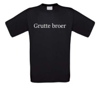Grutte broer t-shirt korte mouw fries