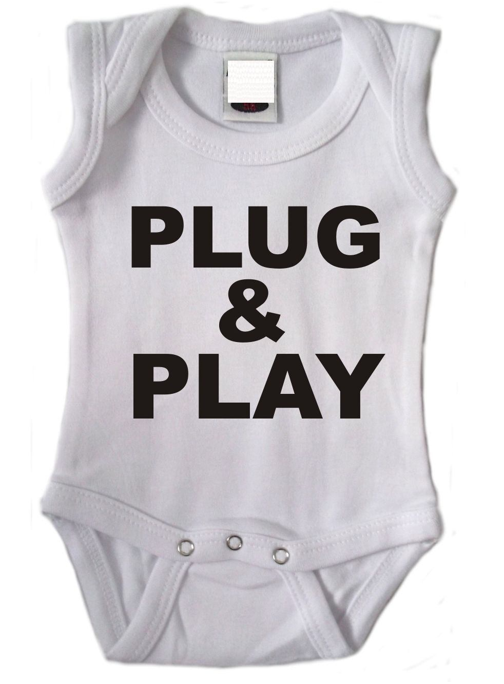 romper plug and play