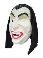 Halloween Masker dracula + hoofddoek