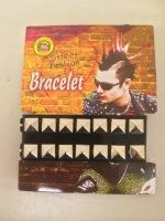 Punk armband 2 rijen