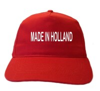 made in holland cap pet