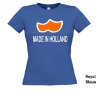 foto 6 made in holland klompen t-shirt korte mouw