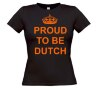 foto 3 proud te be dutch t-shirt korte mouw