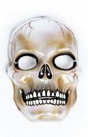 Masker transparant skull