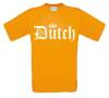dutch t-shirt korte mouw