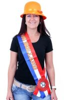 Sjerp Miss Holland rood wit blauw