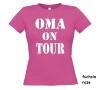 foto 3 oma on tour t-shirt korte mouw