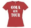 foto 4 oma on tour t-shirt korte mouw