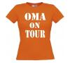 foto 6 oma on tour t-shirt korte mouw