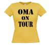 foto 7 oma on tour t-shirt korte mouw