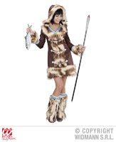 Luxe Eskimo warm  dames outfit
