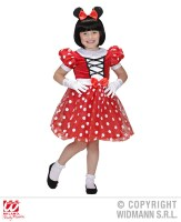 Mini mouse jurk kind