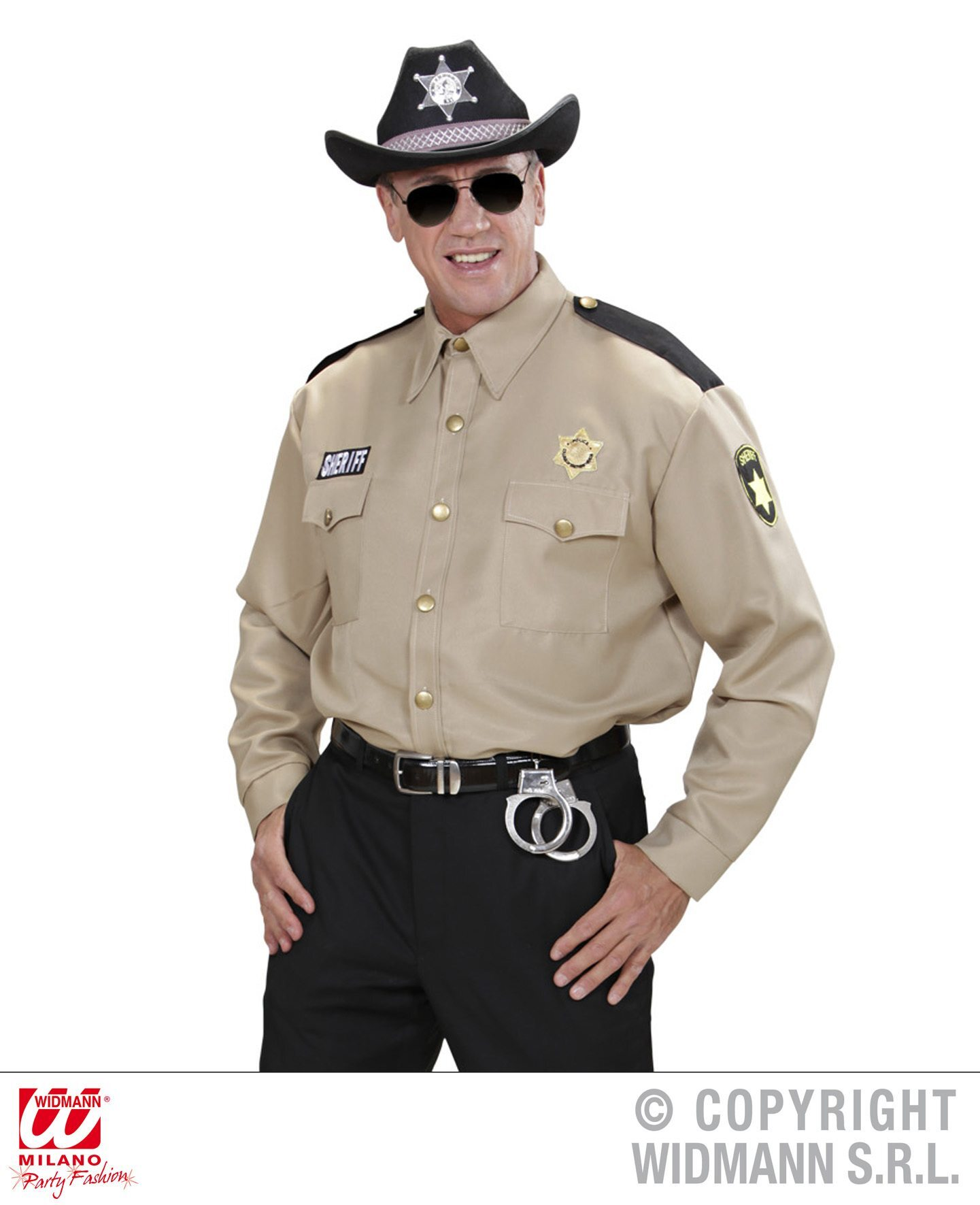 sheriff shirt heren