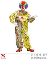 clown jumpsuit volwassen