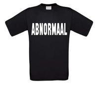 Abnormaal t-shirt korte mouw