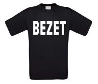 Bezet t-shirt korte mouw