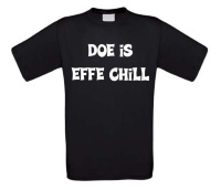 doe is effe chil t-shirt korte mouw