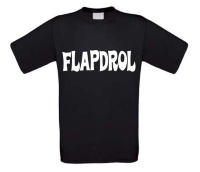 Flapdrol t-shirt korte mouw