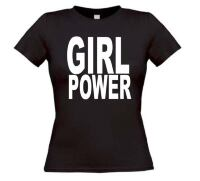 girl power t-shirt korte mouw