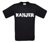 Kanjer t-shirt korte mouw