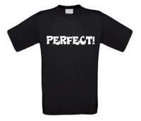 perfect t-shirt korte mouw