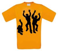 Zombies halloween t-shirt