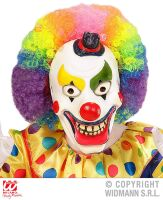 kindermasker enge clown foam