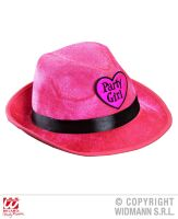 fedora deuk hoed party girl rose