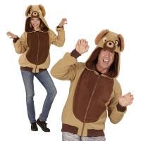 Hond hoodie honden vest volwassen kostuum
