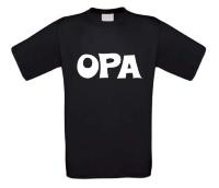 Opa t-shirt korte mouw