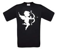 Cupido t-shirt korte mouw liefde