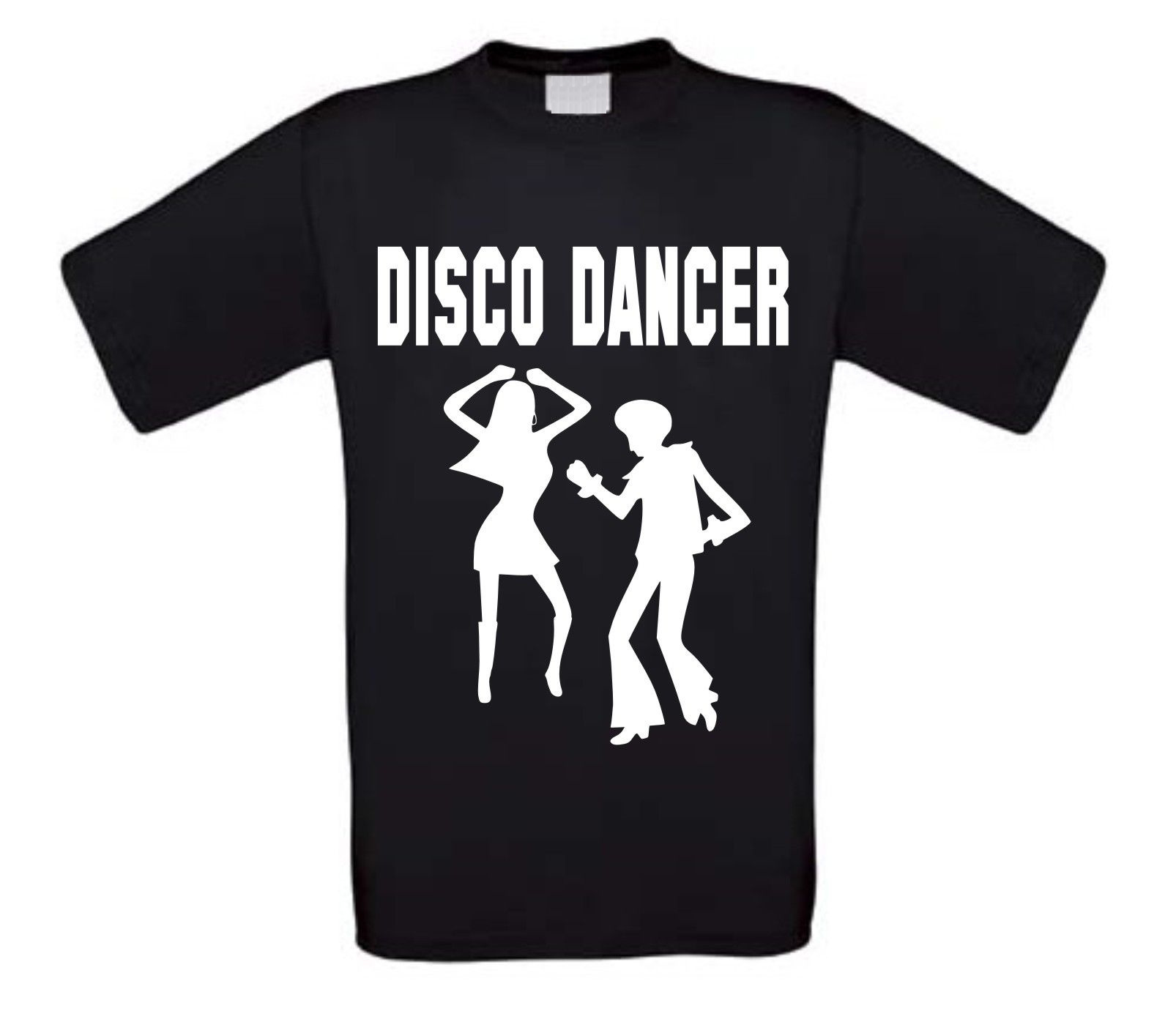 disco dancer t-shirt korte mouw