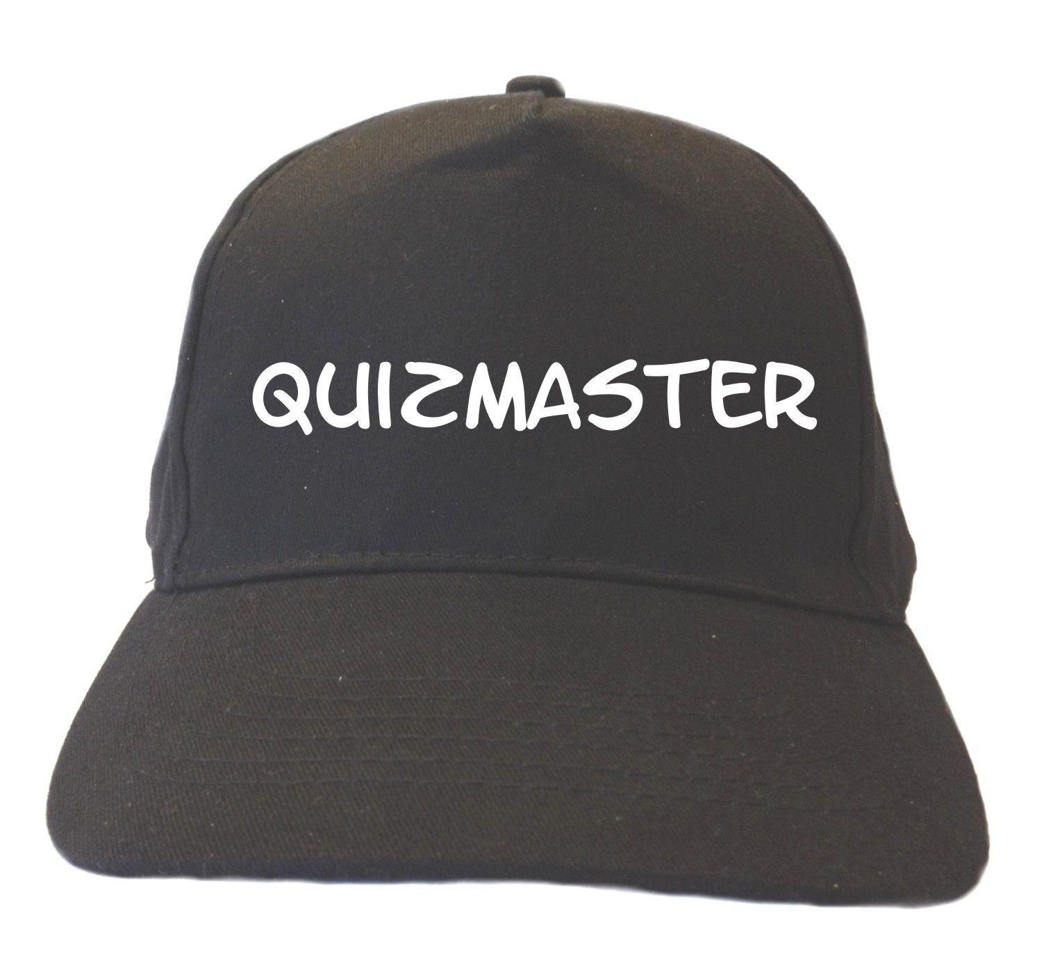 Quizmaster pet cap ook deze vind je bij