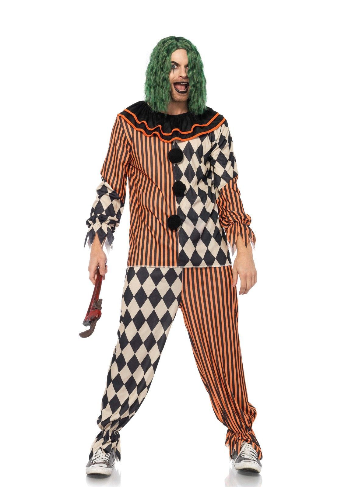 Creepy Circus Clown enge clown halloween