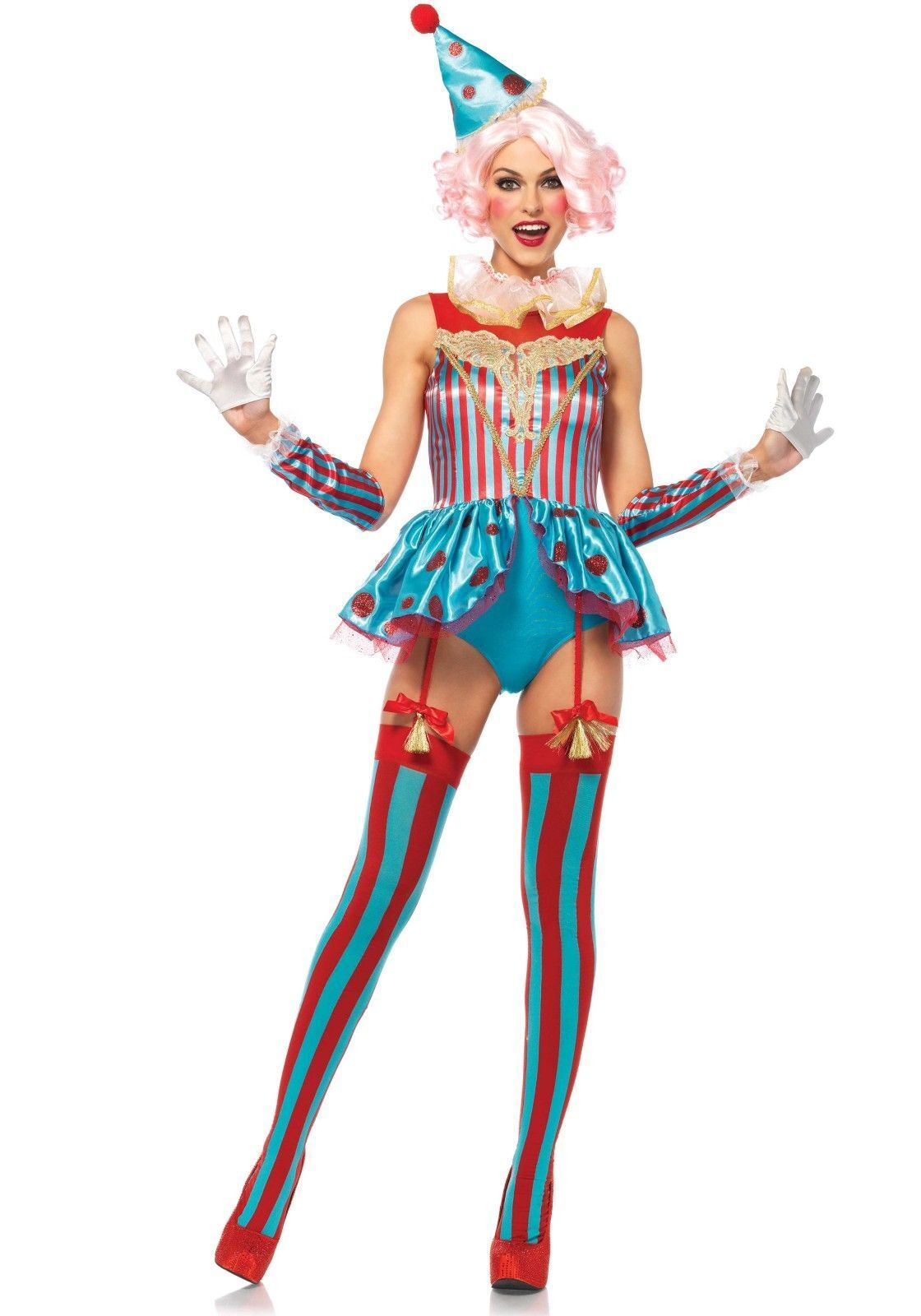 Delightful Circus Clown