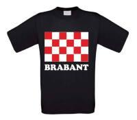 Brabant t-shirt korte mouw