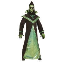 Ufo Buitenaards wezen alien verkleed kostuum