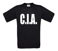 Cia t-shirt korte mouw