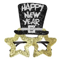 happy new year bril goud