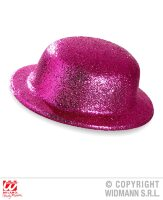 Showtime glitter bolhoed roze